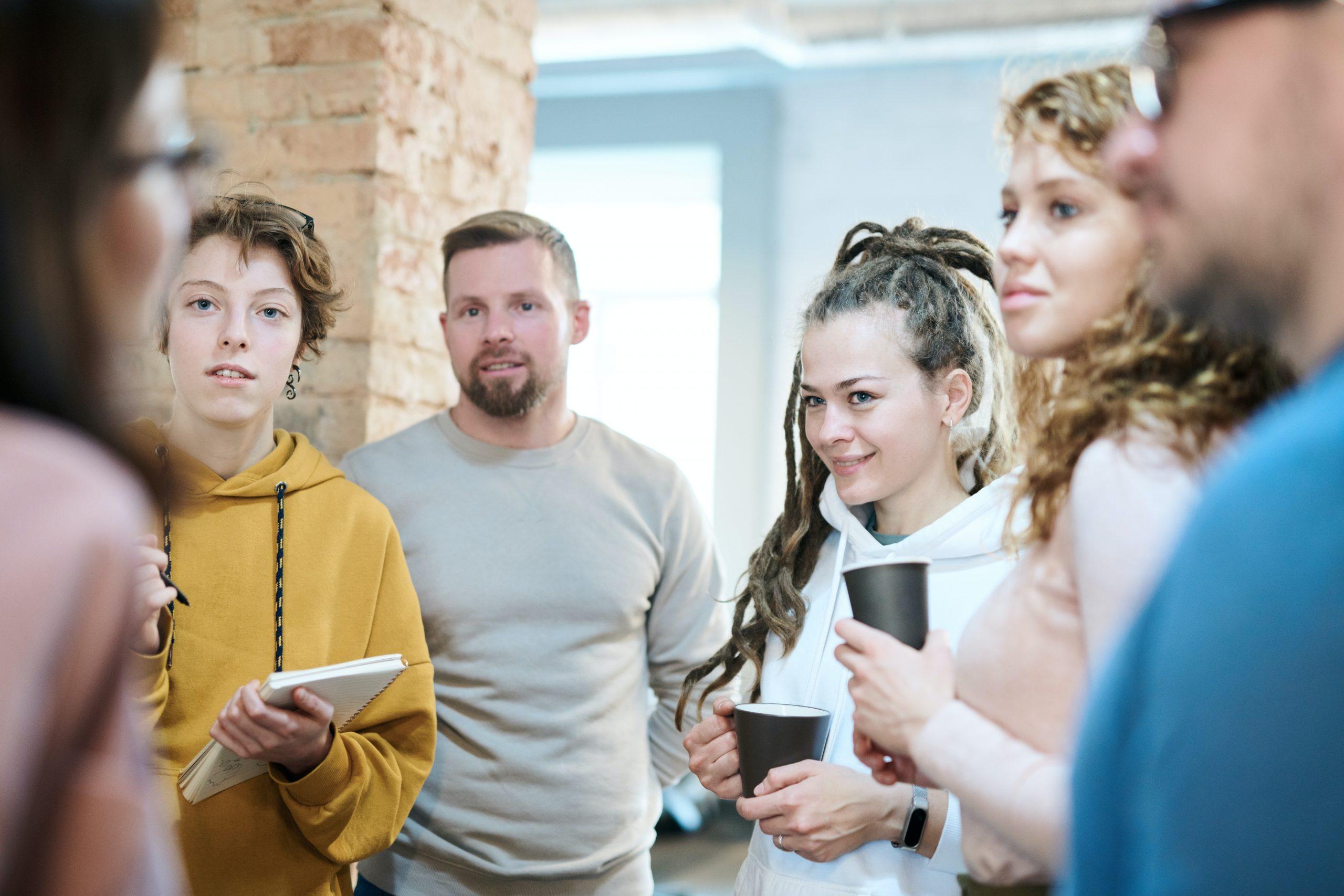 Eltern und Schülervertretung